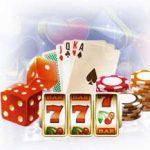 Einzahlung in einem Casino